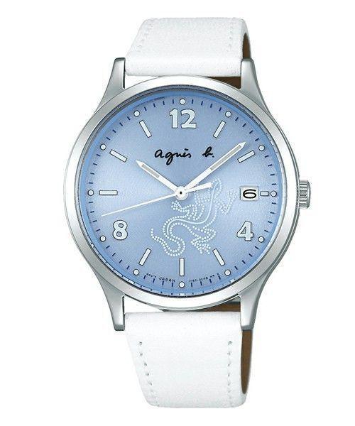 さらっとオシャレにつけたい♡【アニエスベーのソーラー時計】の12枚目の画像