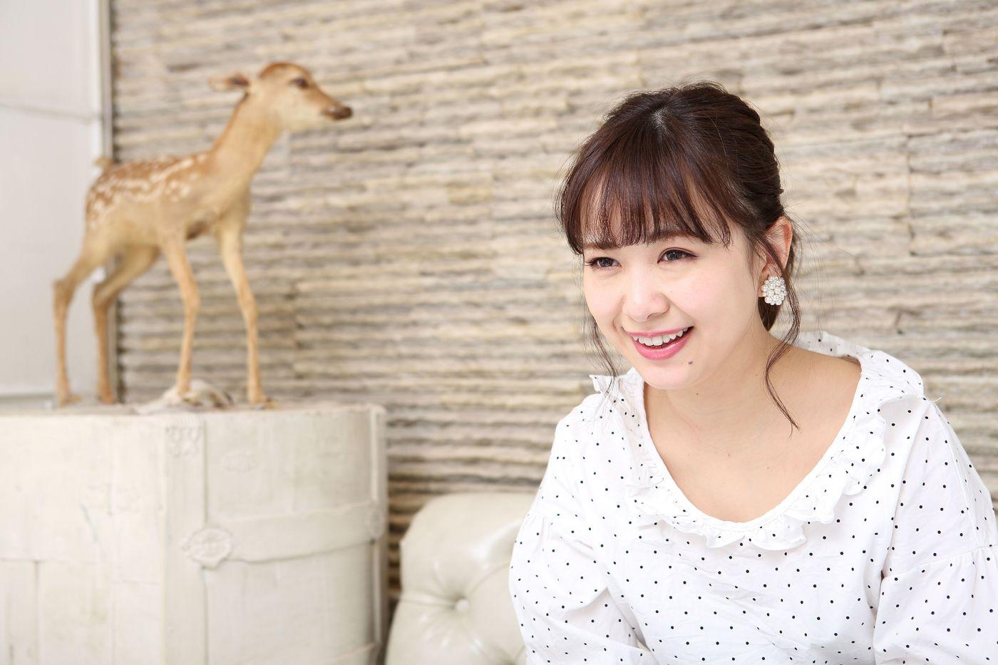 平松可奈子ちゃんの美容法♡変わらない可愛さと強いメンタルの秘密の5枚目の画像