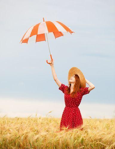 梅雨でも気分は晴れでいたい♡人気ブランドのステキな折りたたみ傘♡