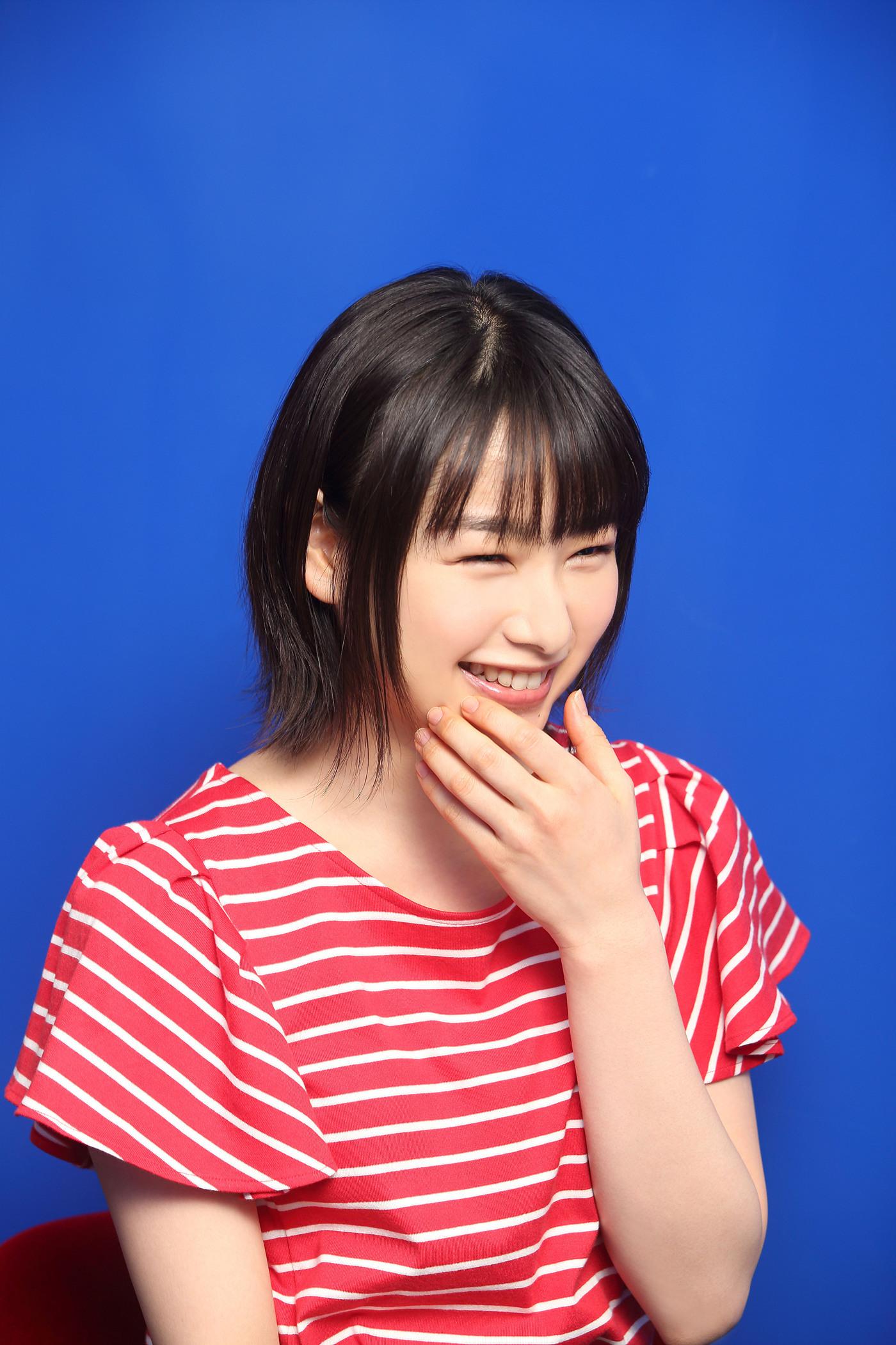 桜井日奈子がピュアなヒロインを熱演!吉沢亮のモノマネエピソードもの8枚目の画像