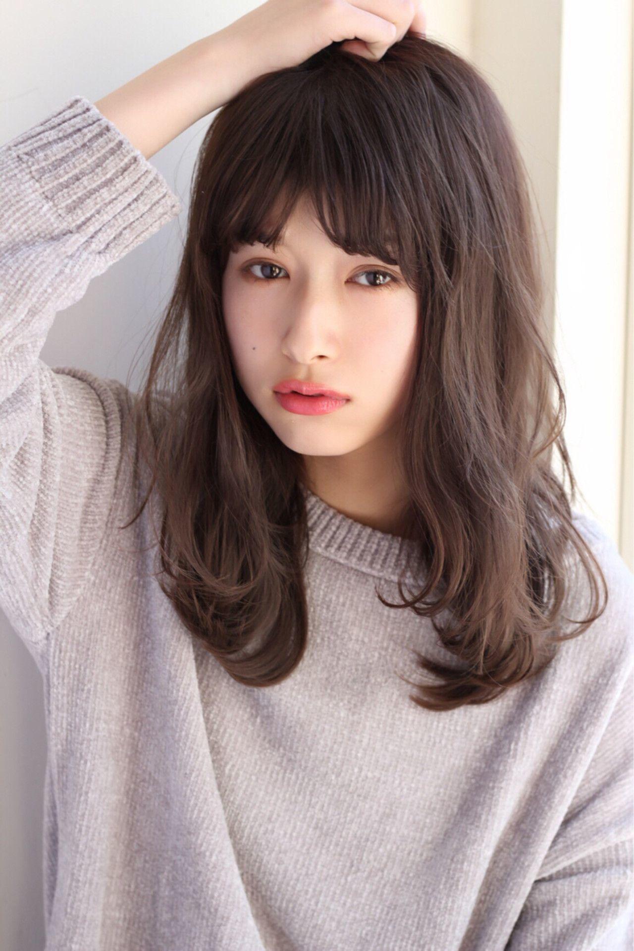 【おすすめ髪色カタログ】♡春夏カラーには「透け感」が欠かせない!の1枚目の画像