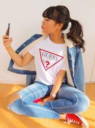人気沸騰中ブランド♡あなたの日常にも「GUESS」を召しませ!