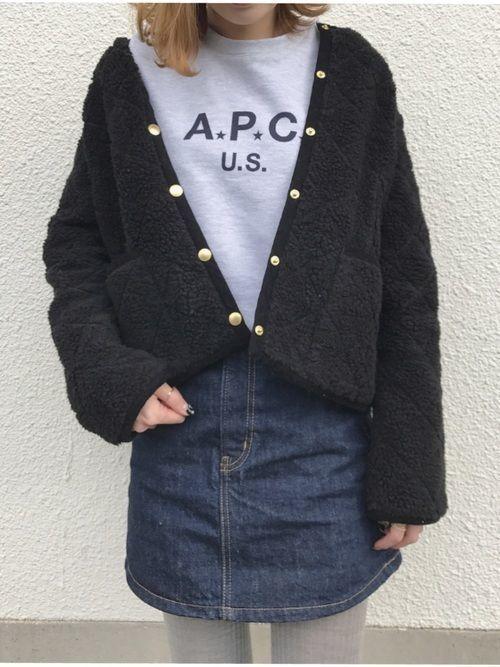 A.P.C.をコーデに入れれば怖くない!埋もれないアイテム8選!