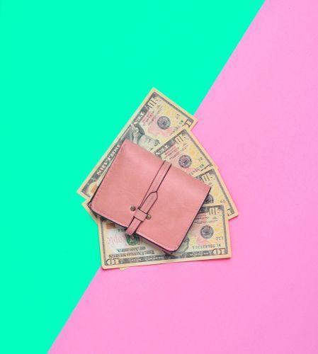 女子の心をわしづかみ♡【ケイトスペード】の二つ折り財布で衣替え