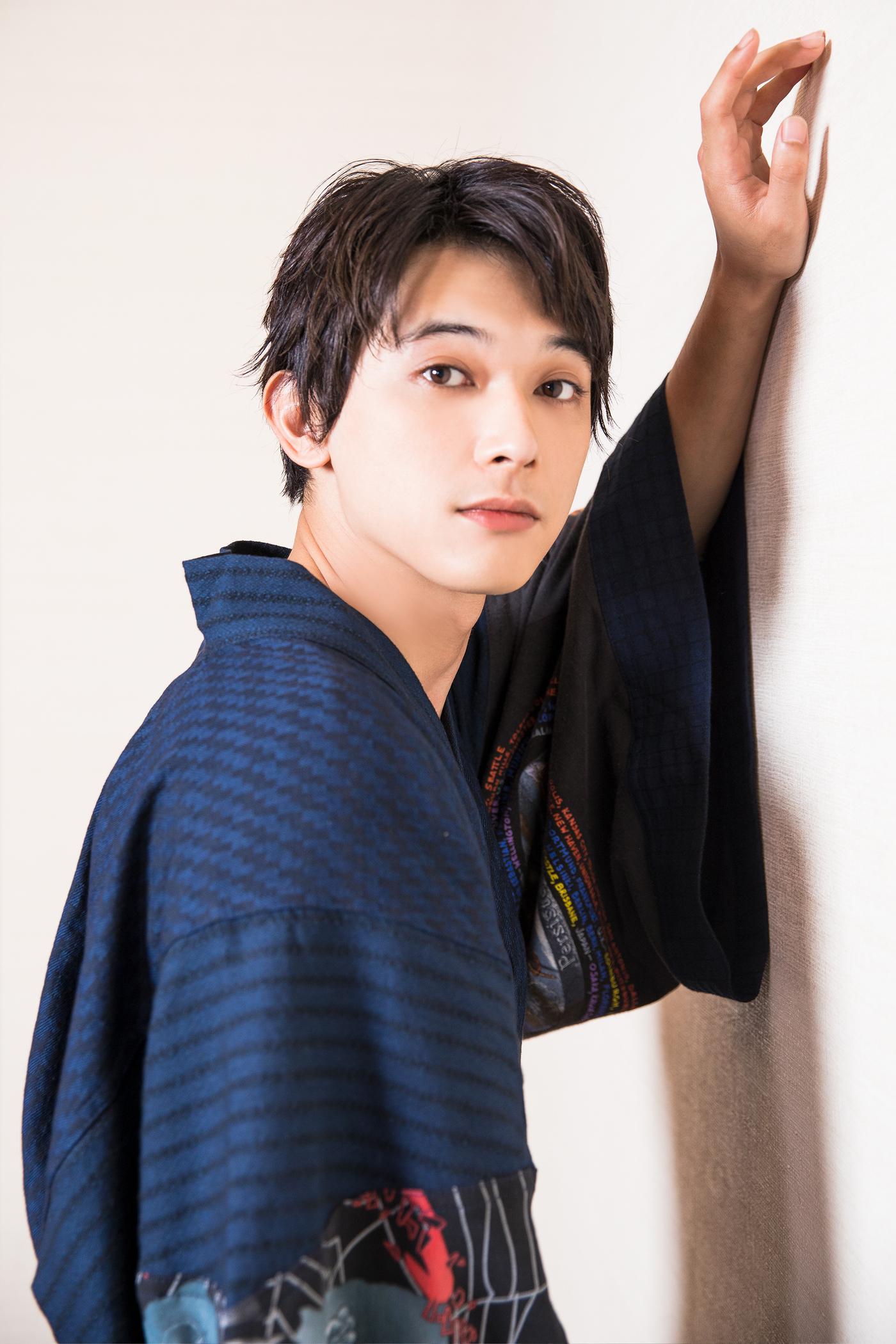 吉沢亮が演じる美しき沖田総悟の秘密 柳楽さんと夢を語りました