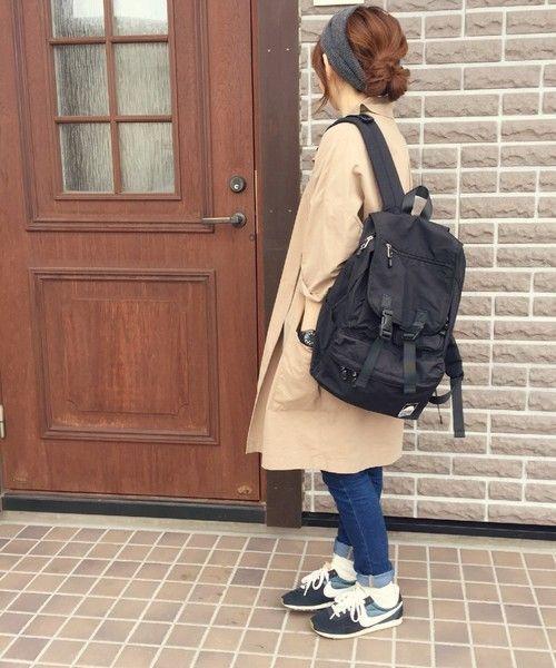 f58a65ac5d35 黒リュック】が大人女子の間で流行中♡魅力を徹底解説します! | ARINE ...