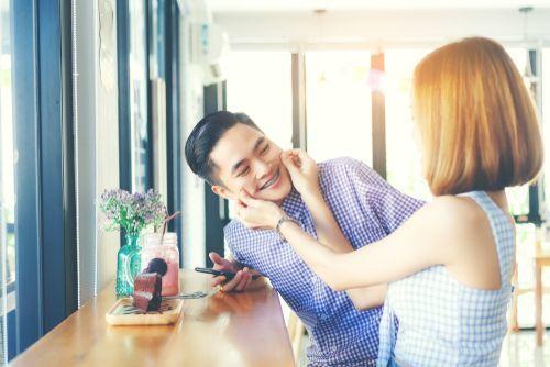同じポーズはもう飽きた!韓国カップルに学ぶ可愛い写真の撮り方♡の15枚目の画像