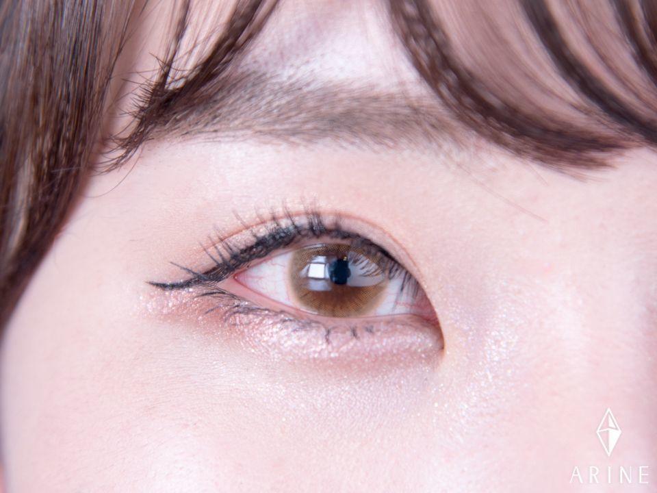 涙袋ライナーでうるうるした瞳に。かわいいの印象は涙袋できまる♡の4枚目の画像