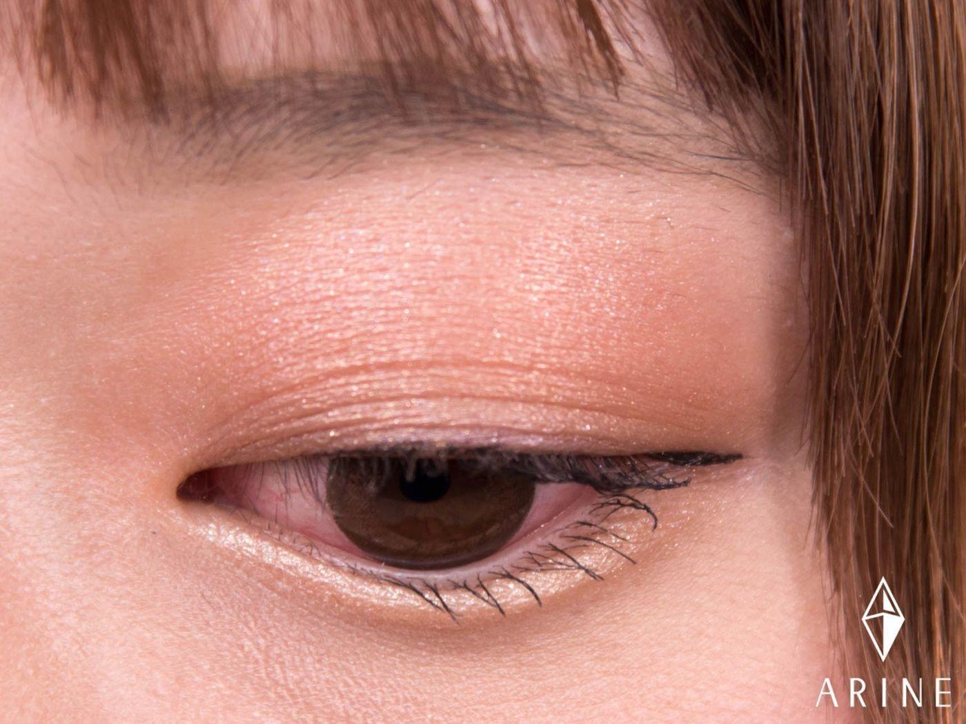 涙袋ライナーでうるうるした瞳に。かわいいの印象は涙袋できまる♡の8枚目の画像