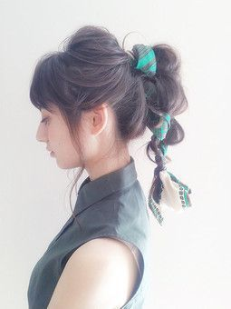 【ロングさん必見】あなた好みの可愛いを♡モテを狙う髪型特集!の14枚目の画像