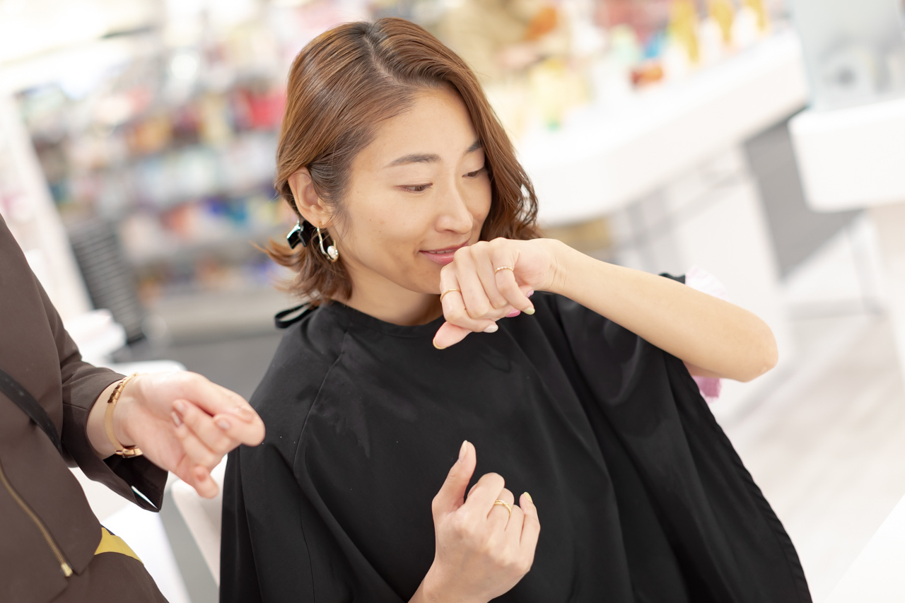 ダメージに「負けない」肌作り。アユーラの店舗カウンセリング体験!の9枚目の画像