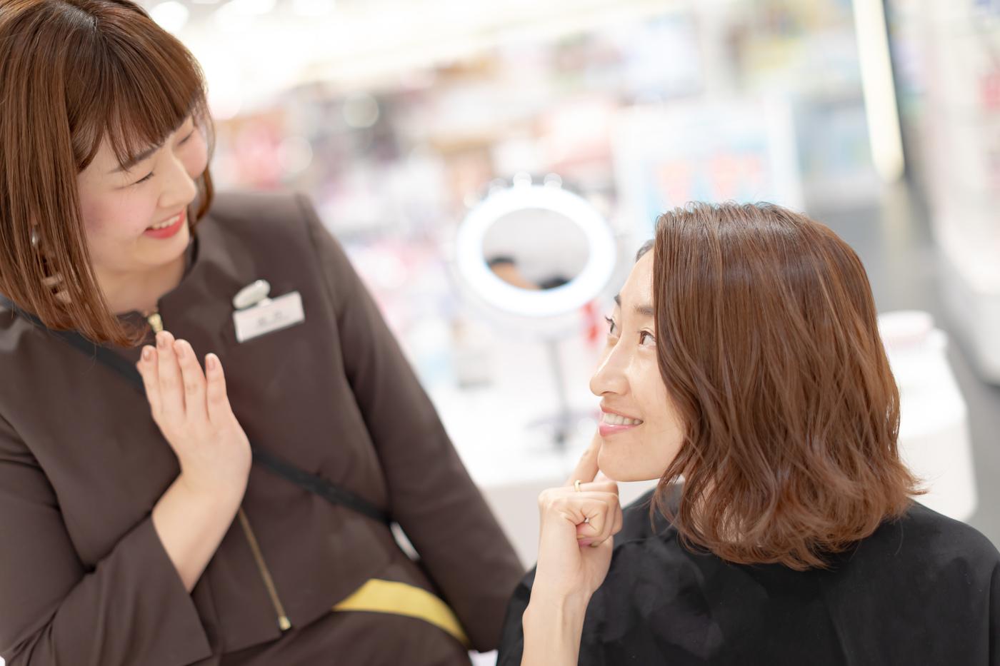 ダメージに「負けない」肌作り。アユーラの店舗カウンセリング体験!の8枚目の画像