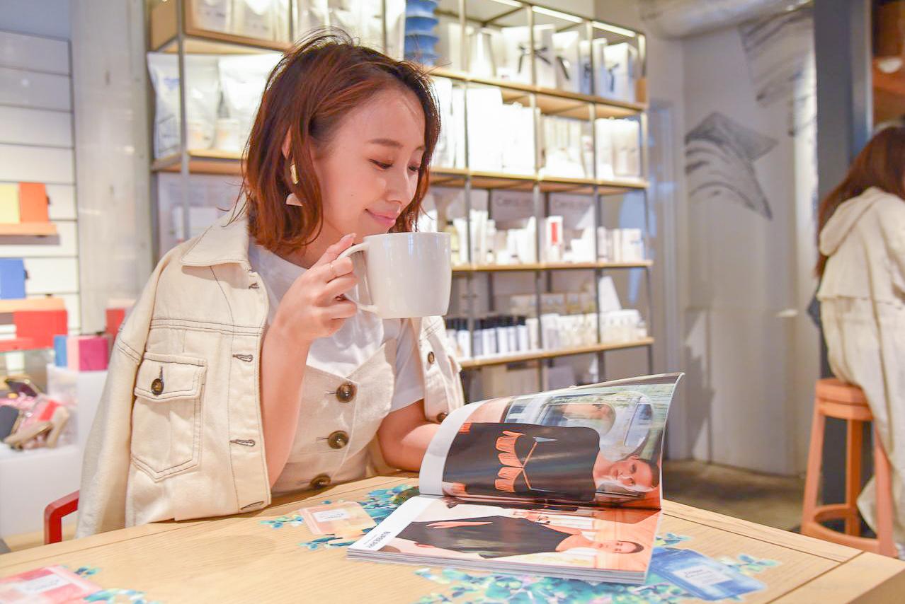 ダイアンボヌールのポップアップストアが、中目黒蔦屋書店に登場!の3枚目の画像