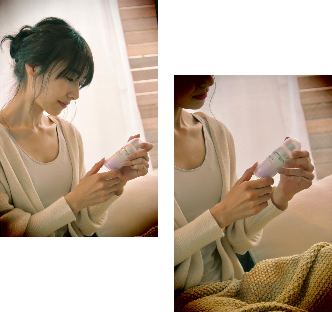 ゆらぎ肌にご褒美を。アユーラの美容液で叶える心地よいスキンケアの3枚目の画像
