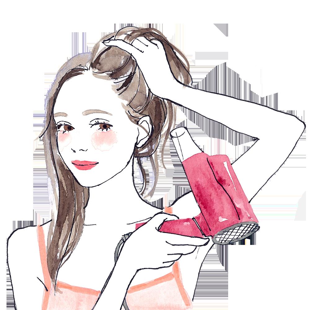 頭皮の汗ケア、できてる?夏でもすっきり美髪を手に入れる秘訣の7枚目の画像