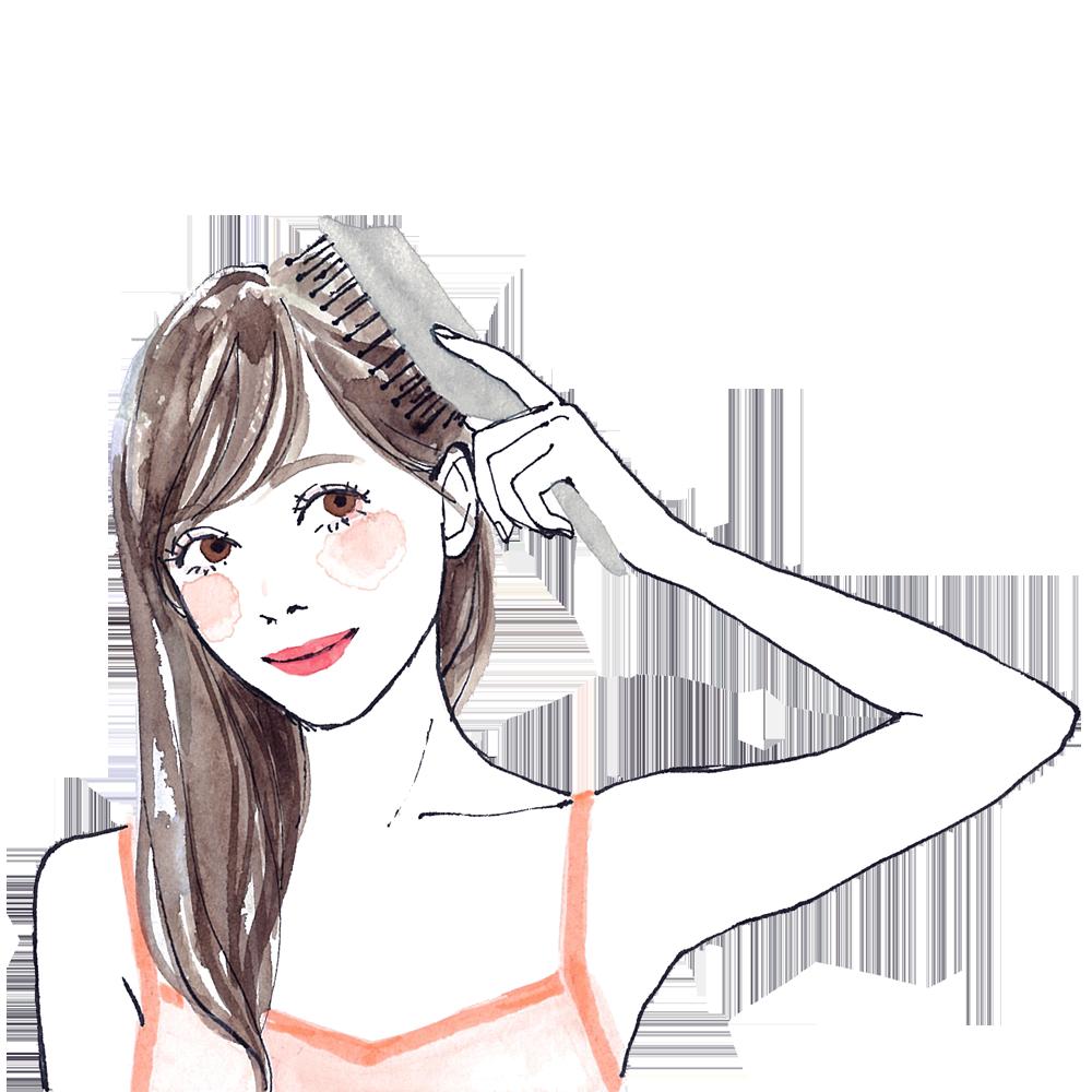 頭皮の汗ケア、できてる?夏でもすっきり美髪を手に入れる秘訣の8枚目の画像