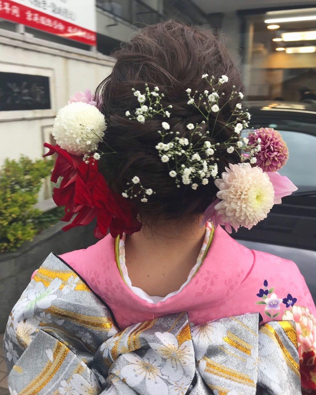 【2021成人式】シンプルにきめたいあなたに♡ヘアスタイル10選の11枚目の画像