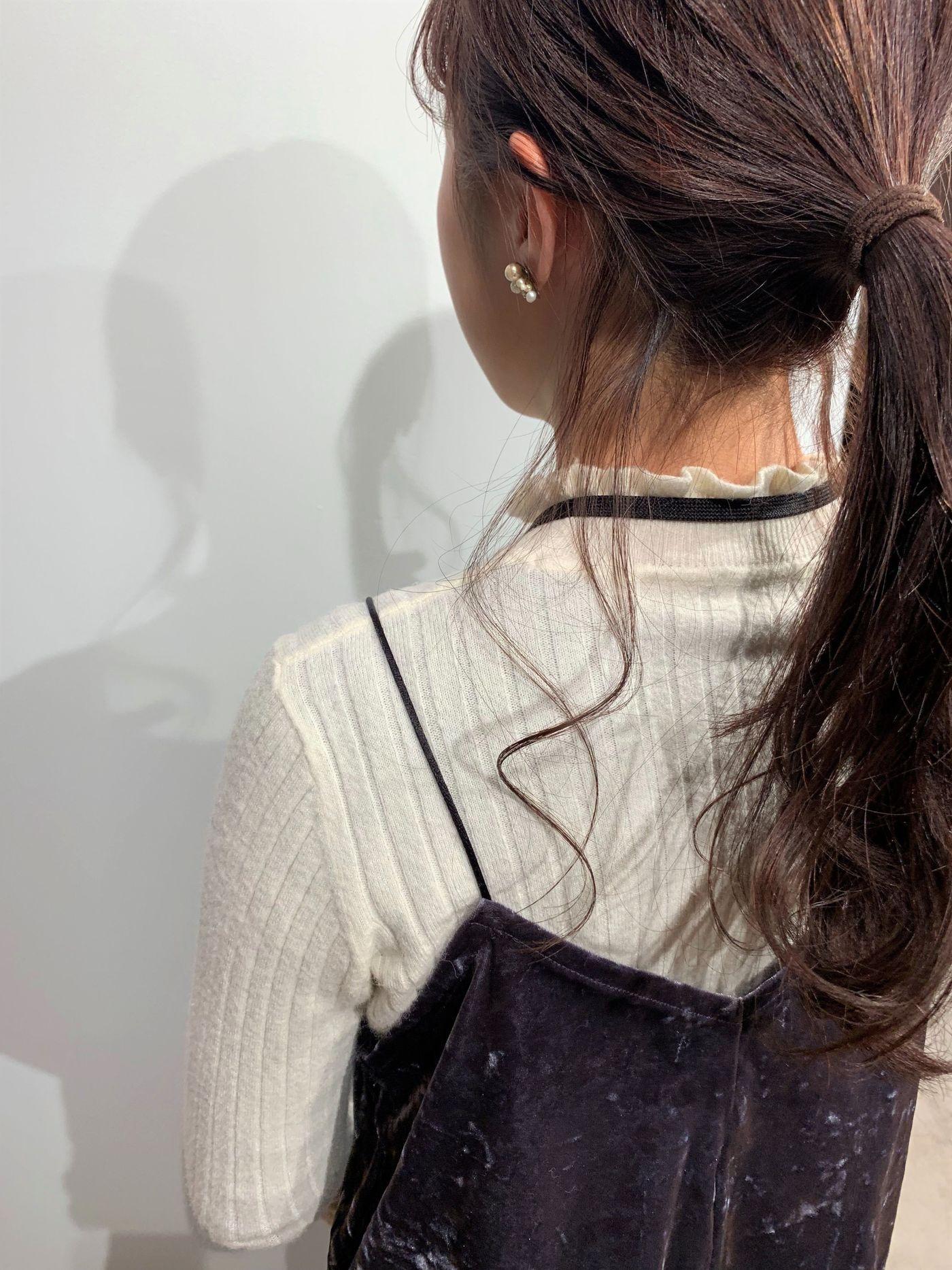 【レングス別アレンジ】簡単かわいいお団子ヘアをマスターしようの3枚目の画像