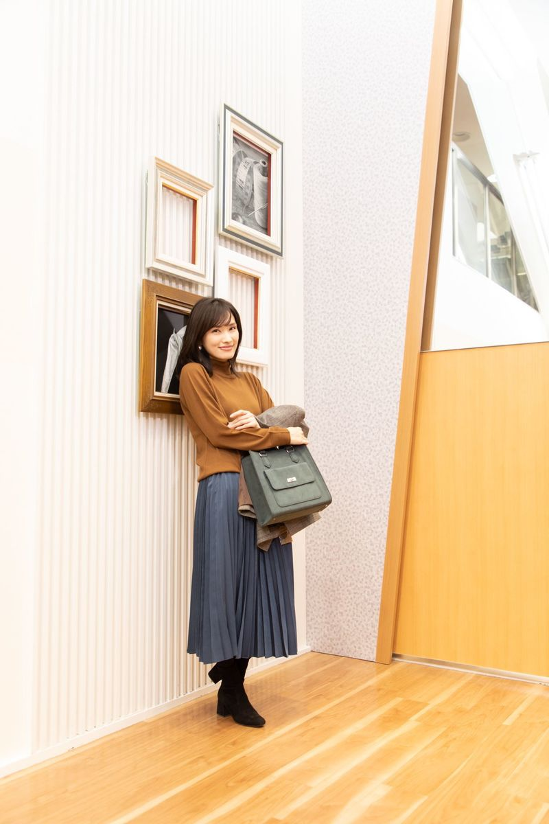 これ、本当に「洋服の青山」ですか…?ARINESTのリアルコーデ