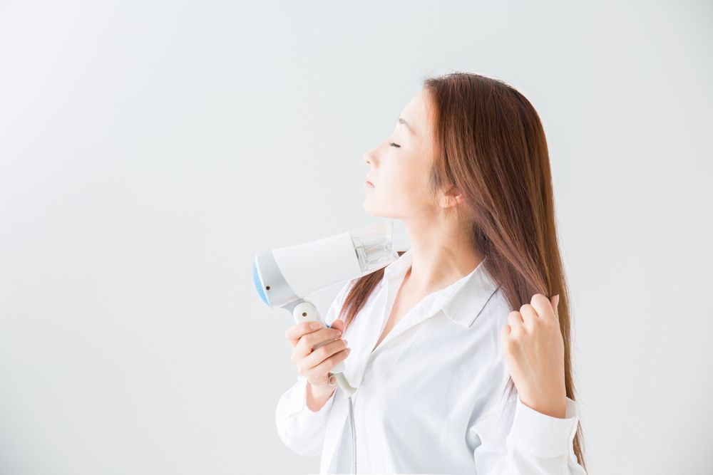 【髪の毛を早く乾かす時短術】100均速乾タオル・便利グッズ特集もの2枚目の画像