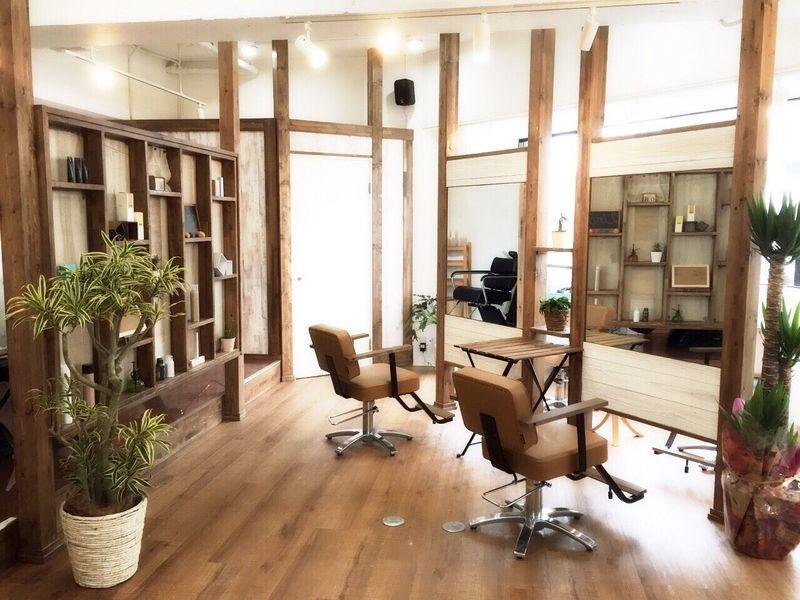 ヘアリゾート リノ[Hair Resort Lino]のこだわりポイントの画像