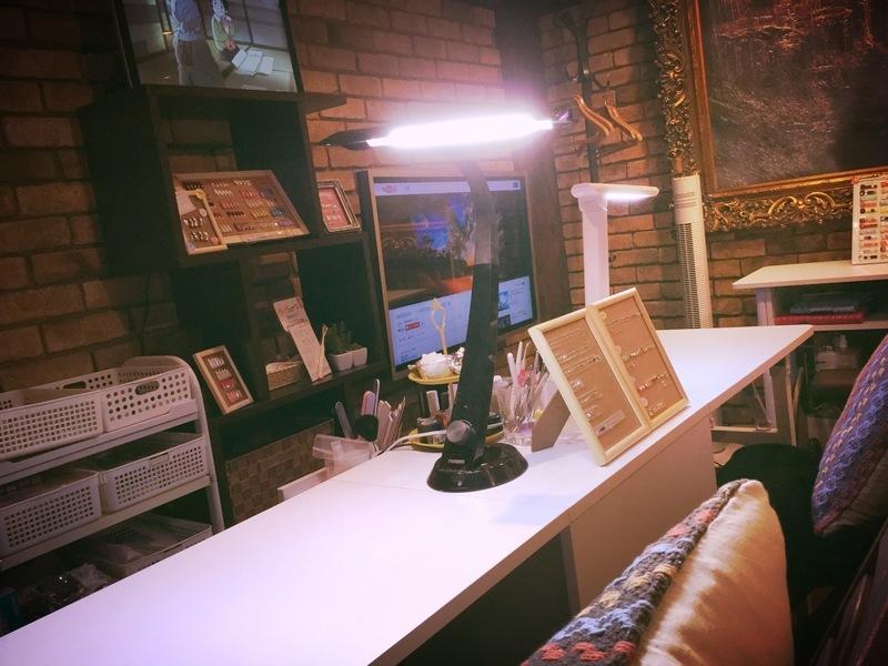 ゴリピカ アンド ネイルカフェ[nailcaffee]のこだわりポイントの画像