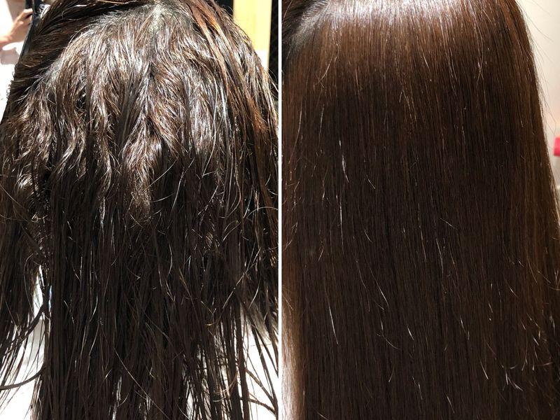 Hair make freiのこだわりポイントの画像