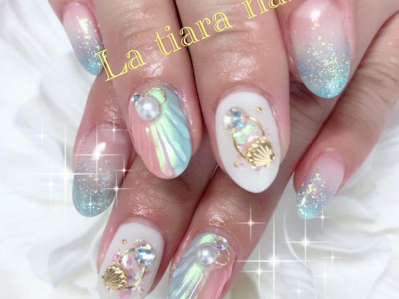 La tiara nail【ラ♡ティアラ♡】のこだわりポイントの画像