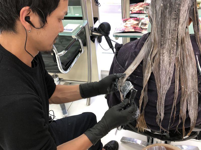TONI&GUY広尾サロンのこだわりポイントの画像