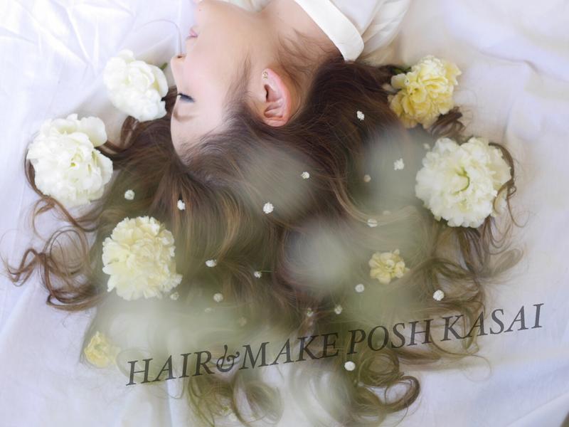 ヘアーアンドメイクポッシュ 葛西店<hair&make POSH>のこだわりポイントの画像