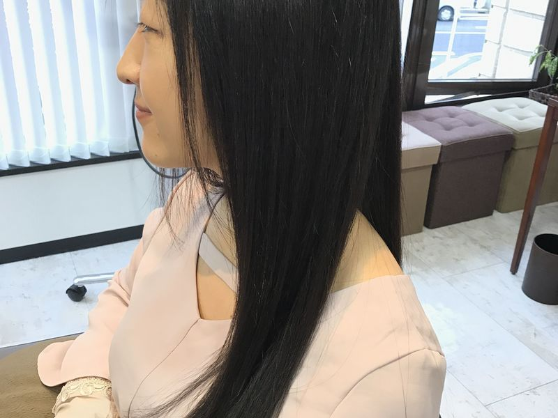 シーズナル[Seasonal hair design]のこだわりポイントの画像