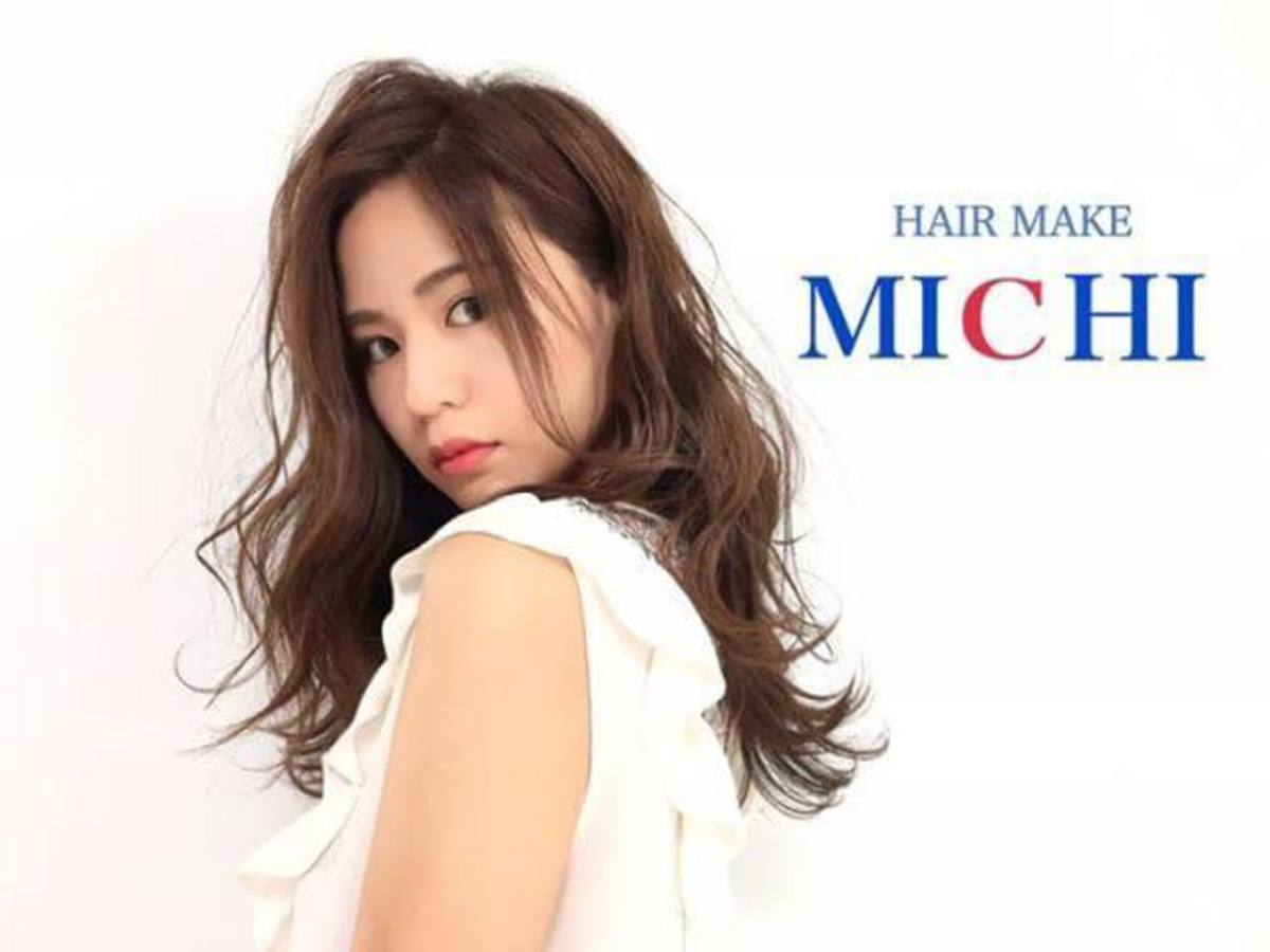 HAIR MAKE MICHI 富田店