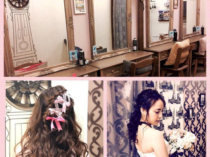 ヘアセットサロン チャイ[Hair set salon  CHAI]