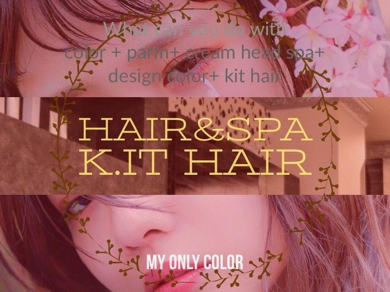 キットヘアー[K.it hair]