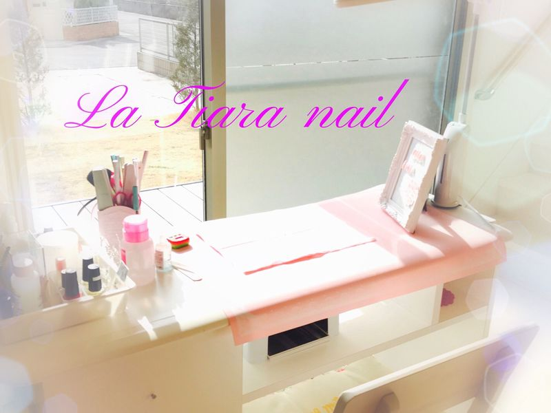La tiara nail【ラ♡ティアラ♡】