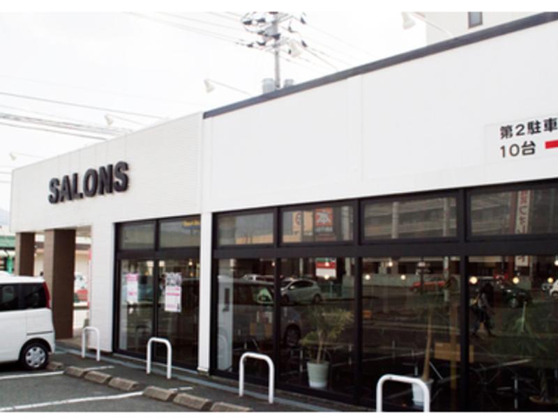 SALONS 西条中央店