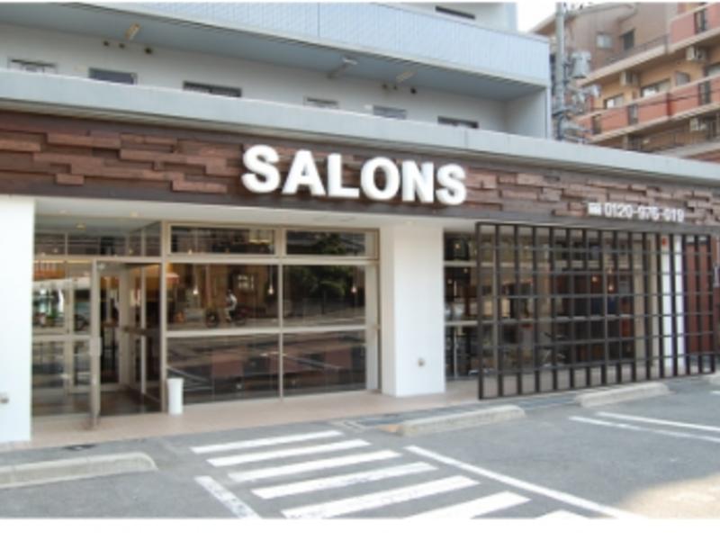 SALONS 東原店