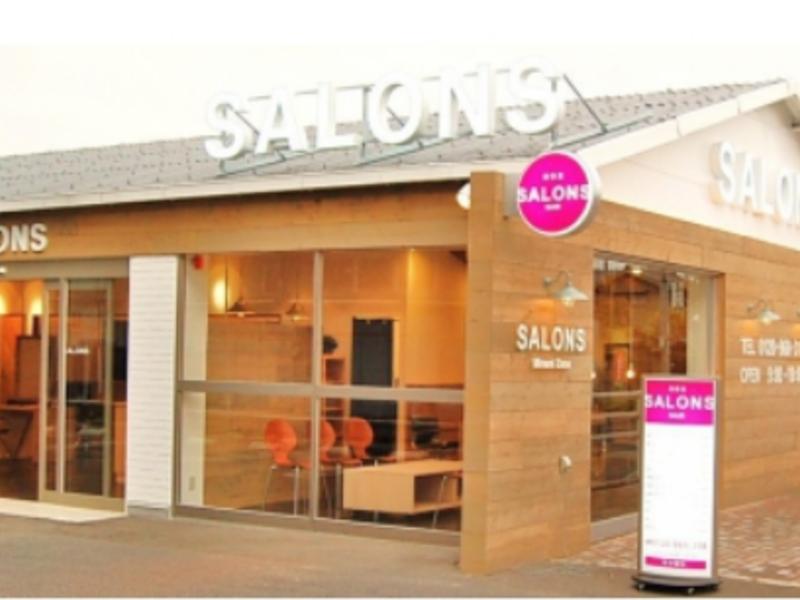 SALONS 南蔵王店