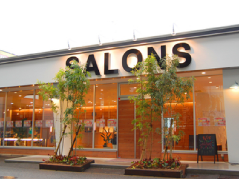 SALONS 福山三吉店