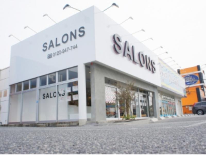 SALONS 福山西新涯店