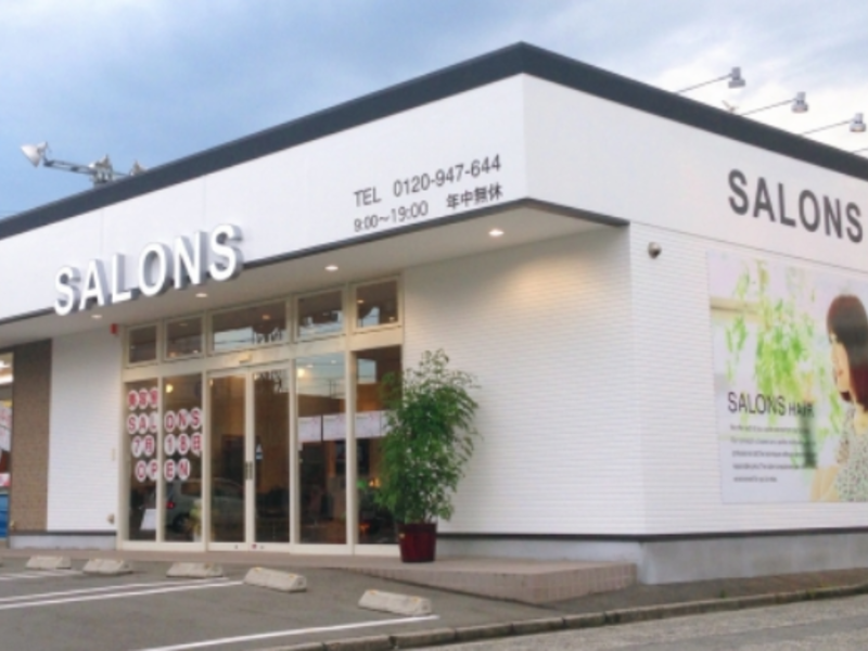 SALONS 尾道新浜店