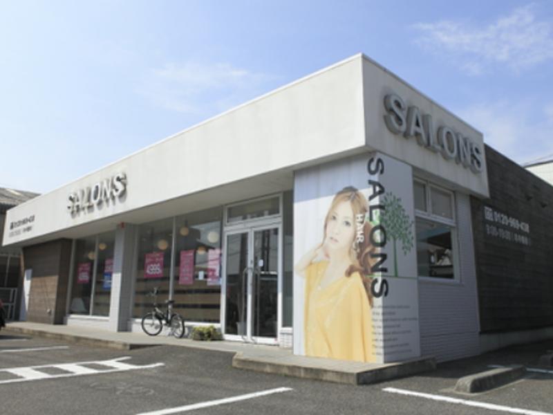 SALONS 今治ワールドプラザ前店