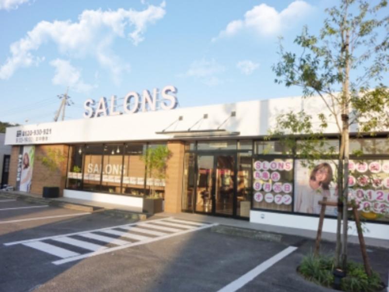 SALONS 丸亀土器店