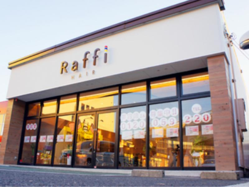 Raffi Hair 高松勅使店