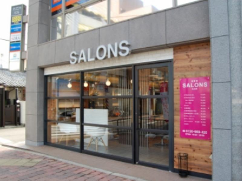 SALONS 阪急桂駅前店