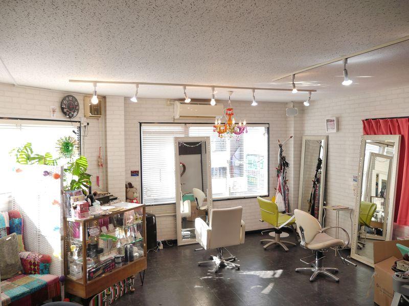 ヘアースタジオ ゴーゴー ヘアー[HAIR STUDIO GOGO HAIR]