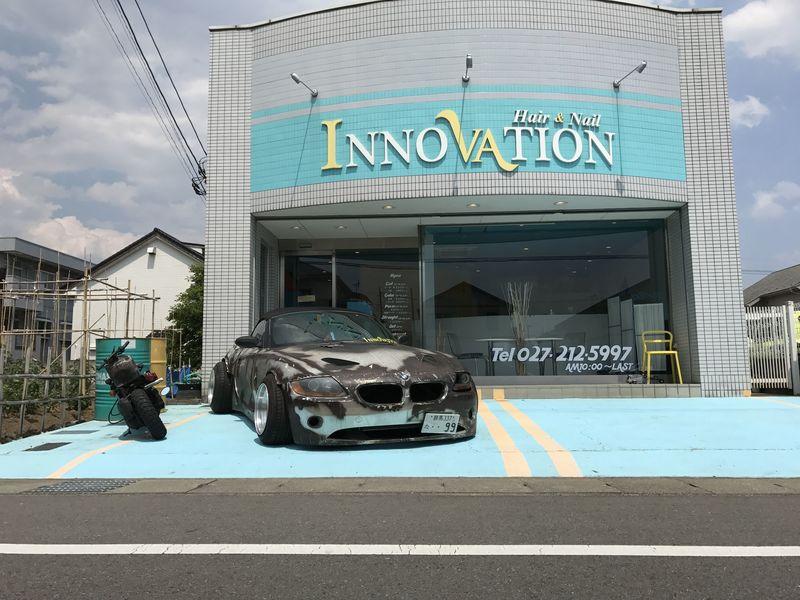 イノベーション<INNOVATION>