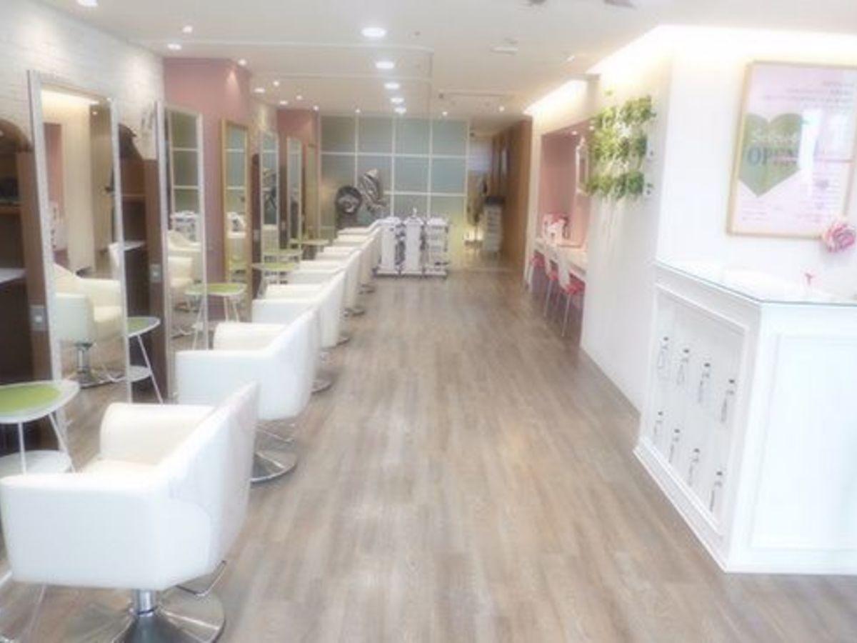 ヘアケアサロン セイブ プラス 久米川店<hair care salon Seibu plus>