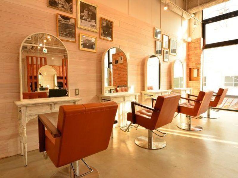 AUBE hair bloom 西新店