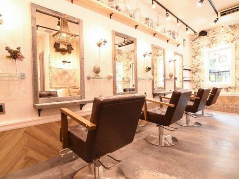 AUBE hair pinot 武蔵小杉店